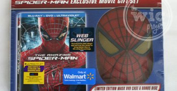 "Have a Family Movie Night with ""The Amazing Spider-Man"" #SpiderManWMT #CBias"