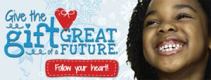 2nd annual BGCA Give the Gift of a Great Future Holiday Campaign