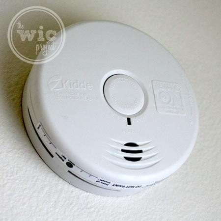 Kidde Worry Free Kitchen Smoke and Carbon Monoxide Alarm
