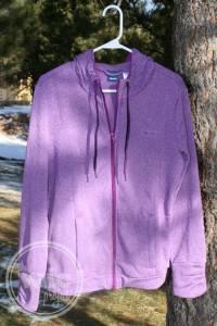 Reebok Women's Heather Plush Jacket