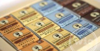 Stocking Stuffer Idea: Artisan Chocolate from Scharffen Berger