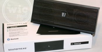 Kickin' It with Music with the Soundfreaq Sound Kick – Review