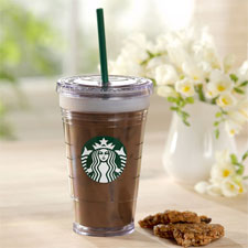 Starbuck's Cold Cup