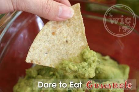 Dare to Eat Guacamole