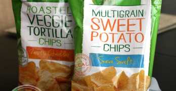 A Surprising Chip from Green Giant Veggie Snack Chips