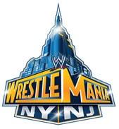 WrestleMania Logo