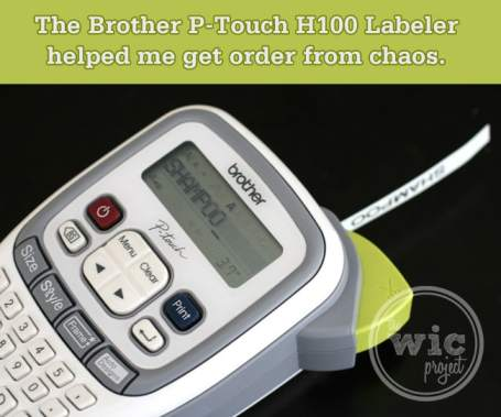 Brother P-Touch H100 Labeler