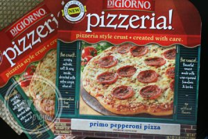 pizzeria! from DIGIORNO