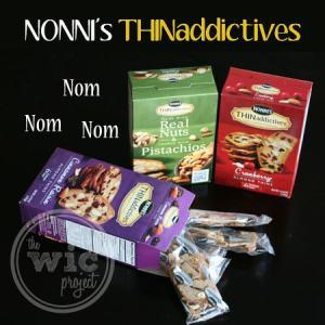 Nonni's THINaddictives