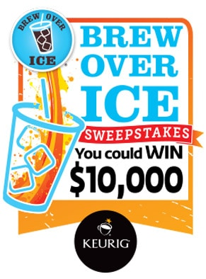 Brew Over Ice Sweepstakes