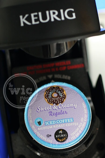 Original Donut Shop Sweet & Creamy Regular Iced Coffee K-cup