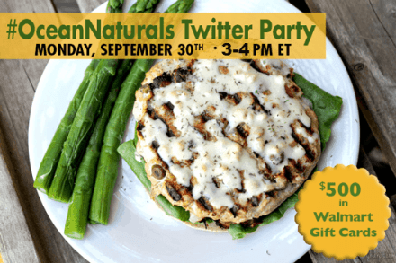 #OceanNaturals Twitter Party 9-30 #shop