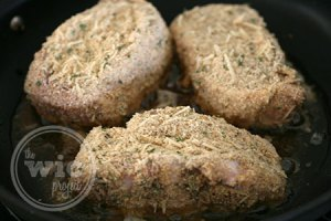 Cooking Breaded Pork Chops