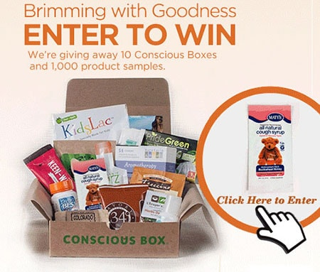 Maty's Conscious Box Giveaway