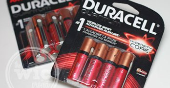 Long-Lasting Battery Power with Duracell Quantum