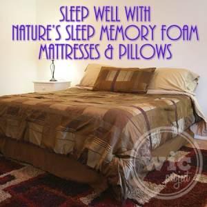 Sleep Well with Nature's Sleep