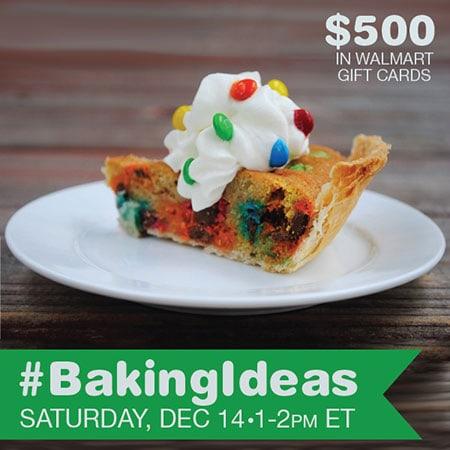 #BakingIdeas Twitter Party - 12-14