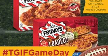 Save the Date: #TGIFGameDay Twitter Party – 1/30, 1-2PM EST – $850 in Prizes! RSVP Now!