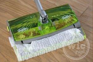 Swiffer Sweep & Trap Dirt Trap
