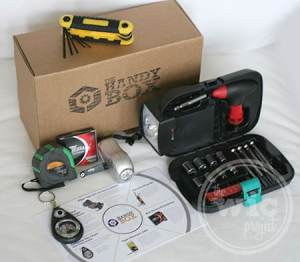 The Handy Box - The Handy Box Box Contents