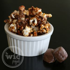 TWIX Bites Kettle Corn Recipe