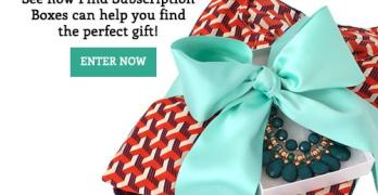 Find the Perfect Gift with Find Subscription Boxes – Win a $150 Stitch Fix GC! #FashionistaEvents