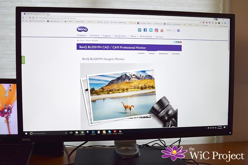BenQ BH3201PL Monitor Review - BenQ Monitor