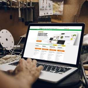 GoDaddy GoCentral Website Builder - Create You Own Website in Minutes
