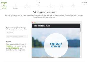 GoDaddy GoCentral Website Builder - Create You Own Website in Minutes - SEO