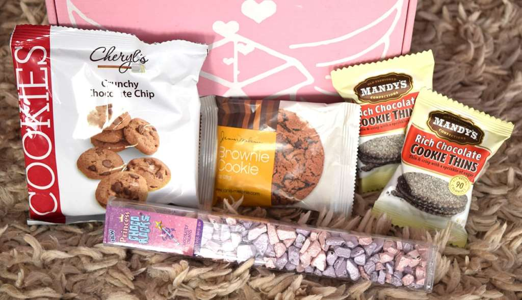 The PMS Package Chocolate Snacks