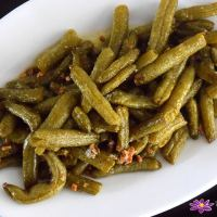 Butter & Garlic Canned Green Beans Recipe