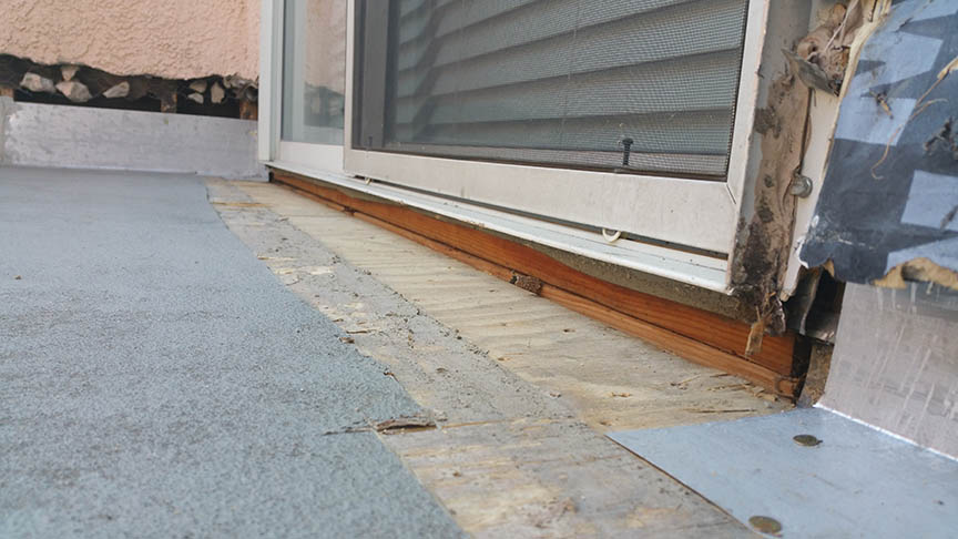 wicr waterproofing and decking