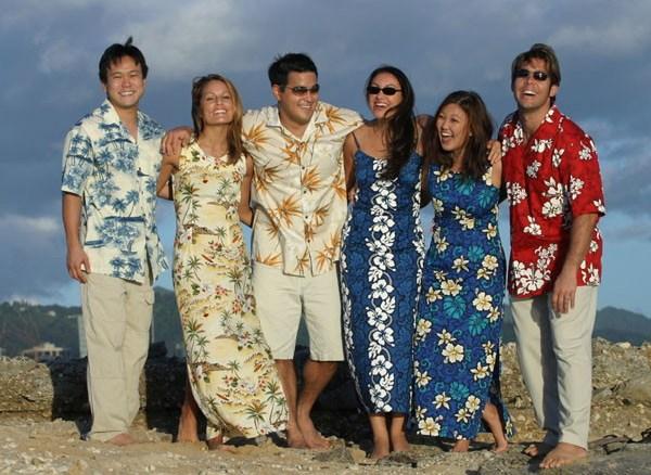 Hawaiian Shirts And Aloha Shirts