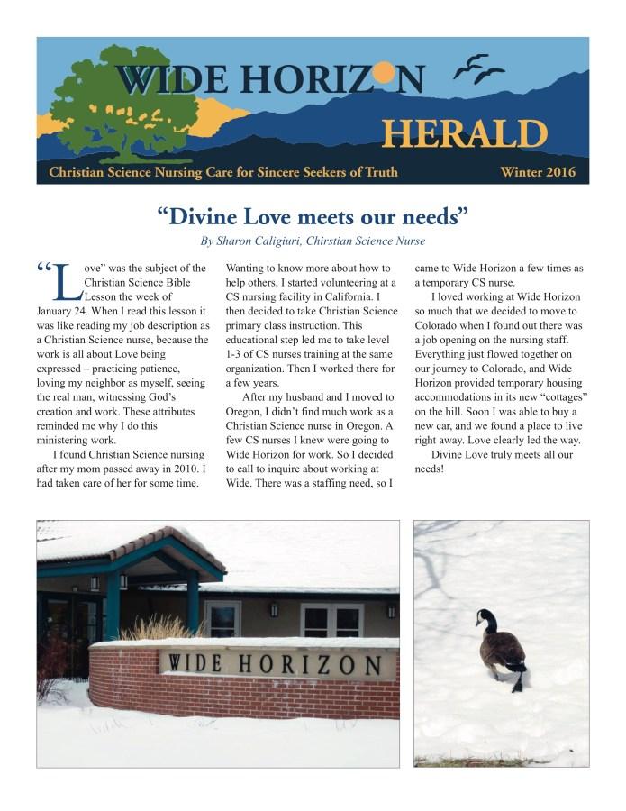 2016 Winter Wide Horizon Herald News Web