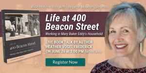 Life at 400 Beacon Street - Author talk on June 26