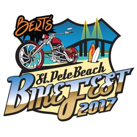 St. Pete Beach BikeFest – November 15-19, 2017