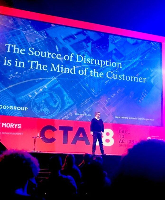 WiderFunnel André Morys Unbounce CTA Conference Presentation GO Group Digital