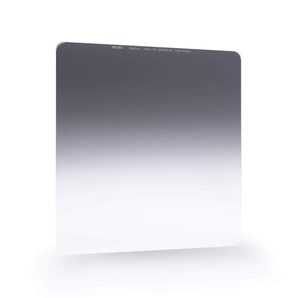 150x170mm Nano IR Medium Graduated Neutral Density Filter – ND8 (0.9) – 3 Stop