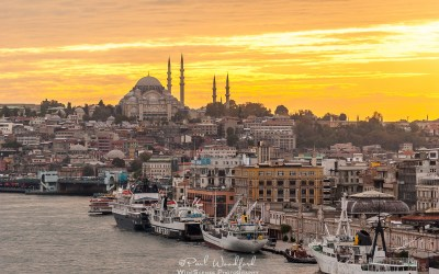 Flights to Turkey from $937 Return on Etihad Airways