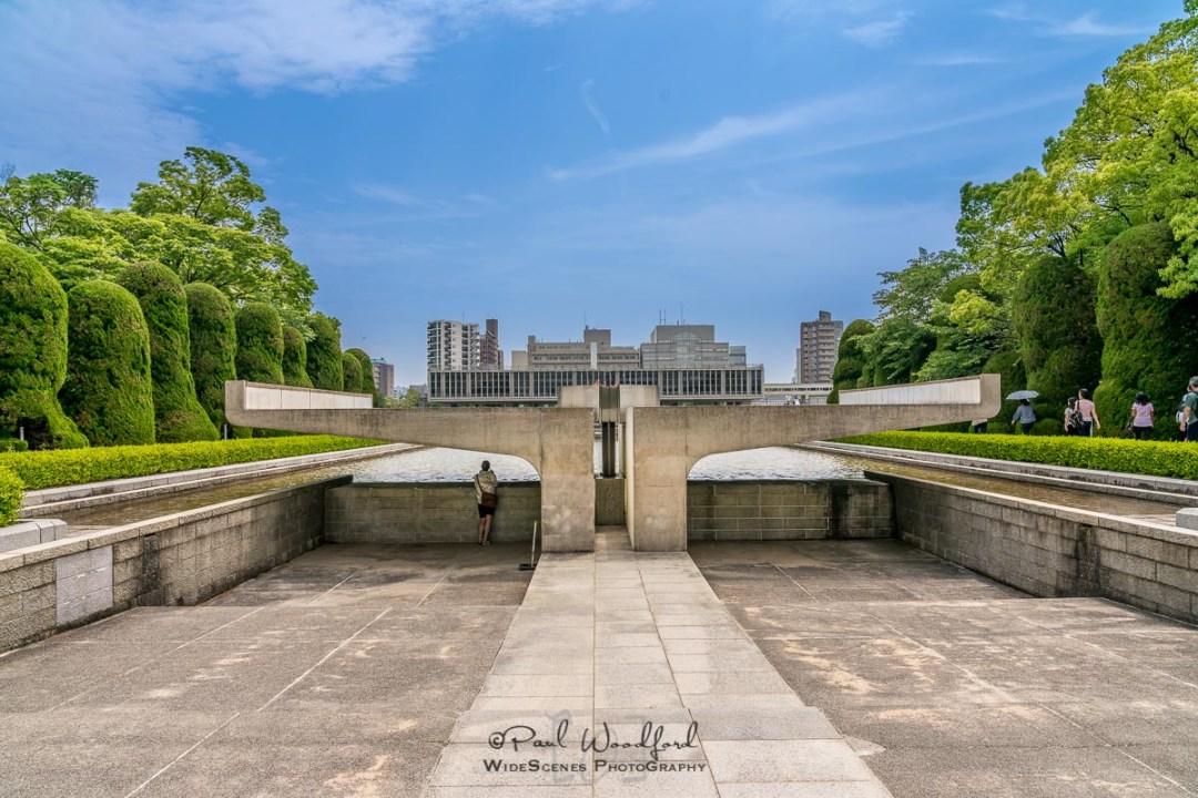 Peace Memorial Park, Hiroshima