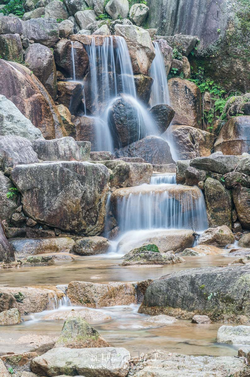 Waterfall, Miyajima Island