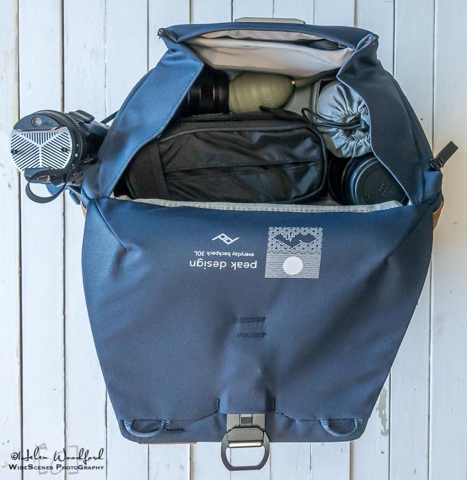 Peak Design Everyday Backpack 30L - Top
