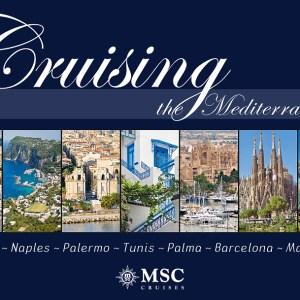 Book: Genoa, Naples, Palermo, Tunis, Palma, Barcelona, Marseille