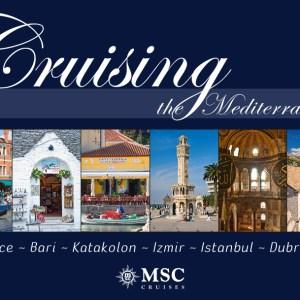 Book: Venice, Bari, Katakolon, Izmir, Istanbul, Dubrovnik