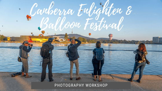 Canberra Photography Workshop