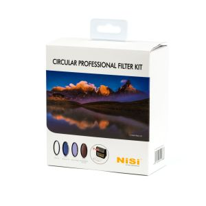 NiSi Circular Professional Filter Kit