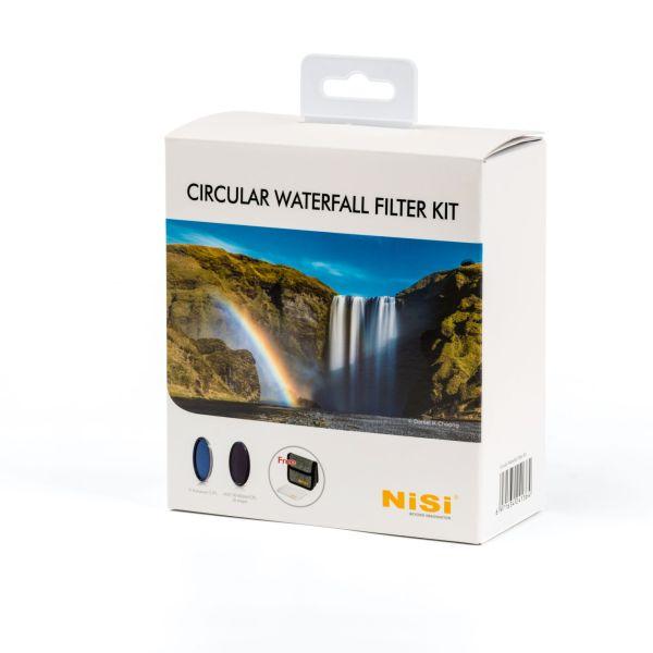 NiSi Circular Waterfall Filter Kit