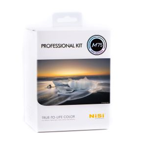 The NiSi M75 75mm Professional Kit with Enhanced Landscape C-PL