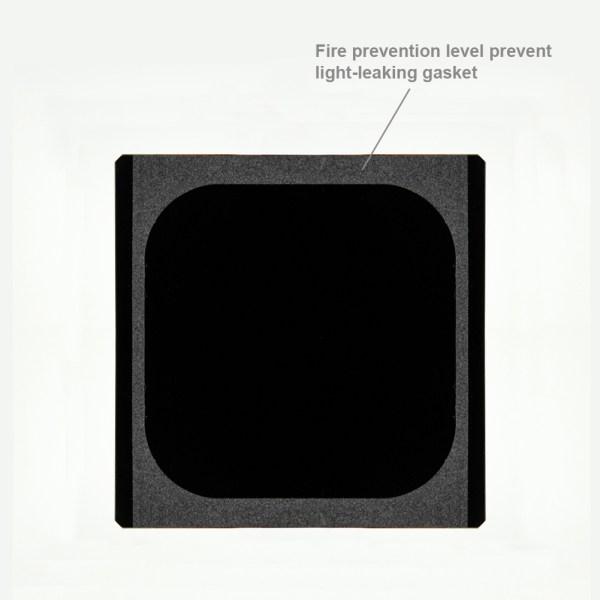 NiSi 150x150mm Nano IR Neutral Density filter – ND8 (0.9) – 3 Stop