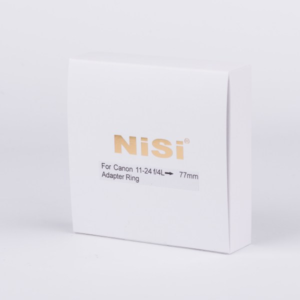 Nisi 77mm Filter Adapter Ring for Nisi 180mm Filter Holder (Canon 11-24mm)